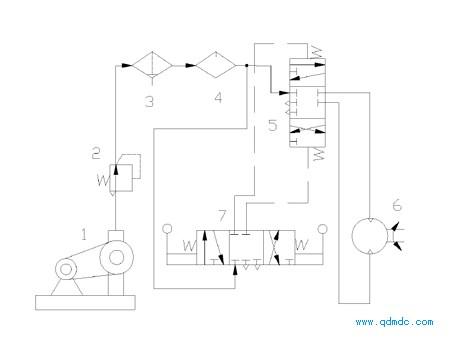 气压传动系统
