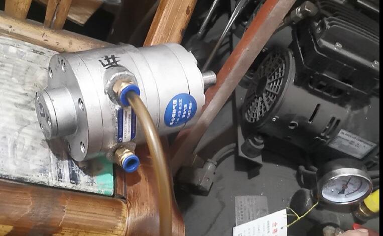 壓縮空氣品質不良對氣動作業的影響